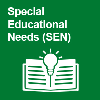 Support & resources for pupils with SEN